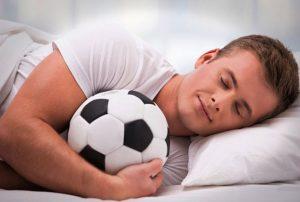 repos sportif de haut niveau
