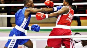 sparring partner boxe jeux olympiques